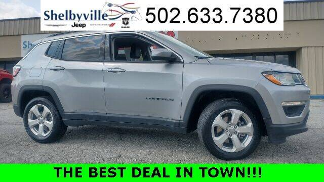 2018 Jeep Compass for sale in Shelbyville, KY