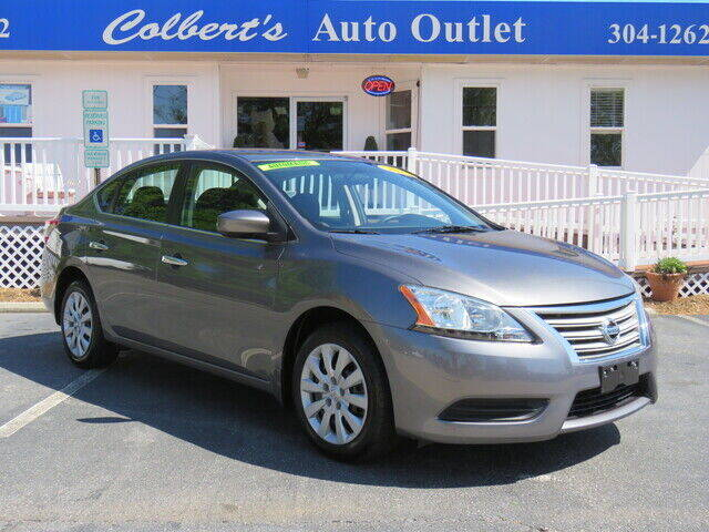 2015 Nissan Sentra for sale at Colbert's Auto Outlet in Hickory NC