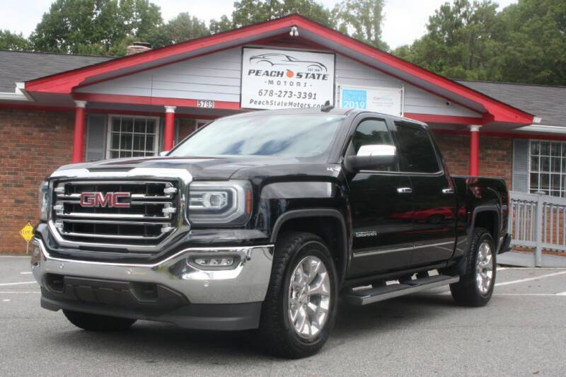 2016 GMC Sierra 1500 for sale at Peach State Motors Inc in Acworth GA