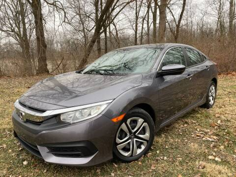 2016 Honda Civic for sale at Kenny Vice Ford Sales Inc - USED Vehicle Inventory in Ladoga IN