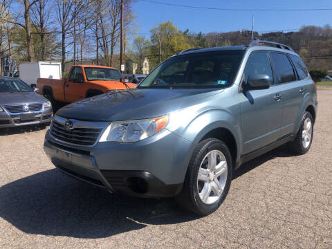 2009 Subaru Forester for sale at Used Cars 4 You in Serving NY
