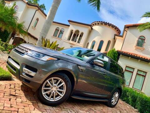 2014 Land Rover Range Rover Sport for sale at Mirabella Motors in Tampa FL