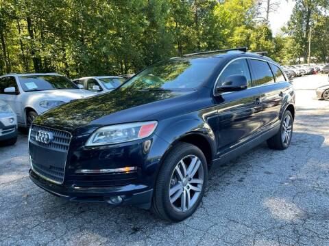 2007 Audi Q7 for sale at Car Online in Roswell GA