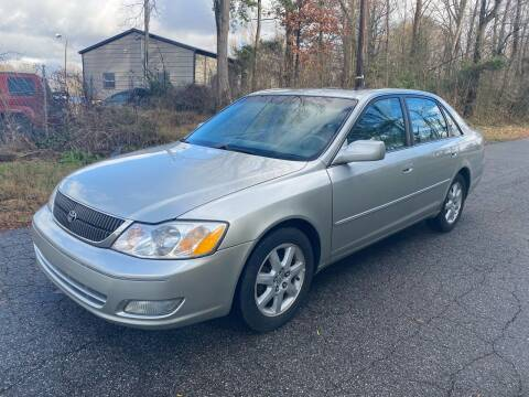 2001 Toyota Avalon for sale at Speed Auto Mall in Greensboro NC
