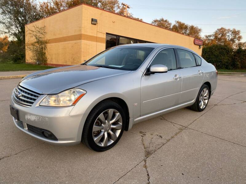 2007 Infiniti M35 for sale at Xtreme Auto Mart LLC in Kansas City MO