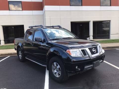 2013 Nissan Frontier for sale at SEIZED LUXURY VEHICLES LLC in Sterling VA