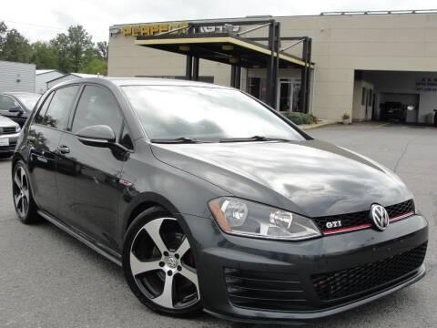 2017 Volkswagen Golf GTI for sale at Perfect Auto in Manassas VA