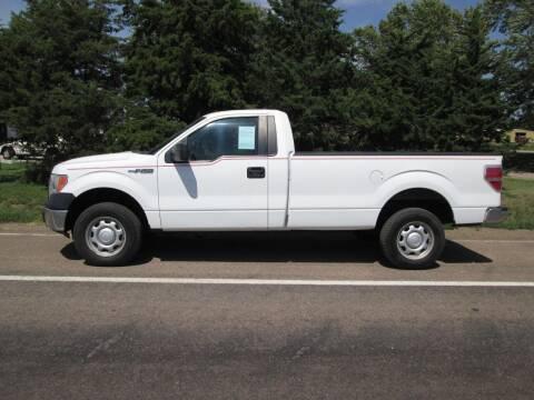 2012 Ford F-150 for sale at Joe's Motor Company in Hazard NE