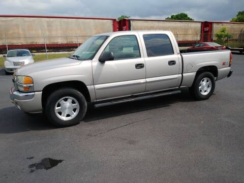 2005 GMC Sierra 1500 for sale at Big Boys Auto Sales in Russellville KY