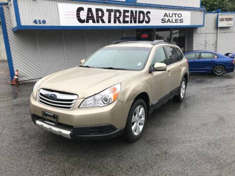 2010 Subaru Outback for sale at Car Trends 2 in Renton WA