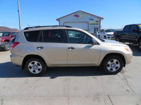 2010 Toyota RAV4 for sale at Jefferson St Motors in Waterloo IA