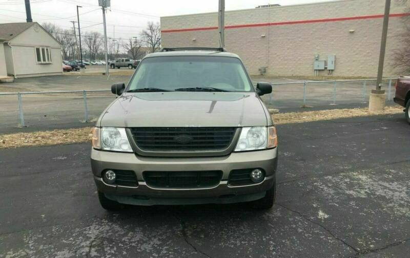 2004 Ford Explorer for sale at Lewis Auto World LLC in Brookville OH