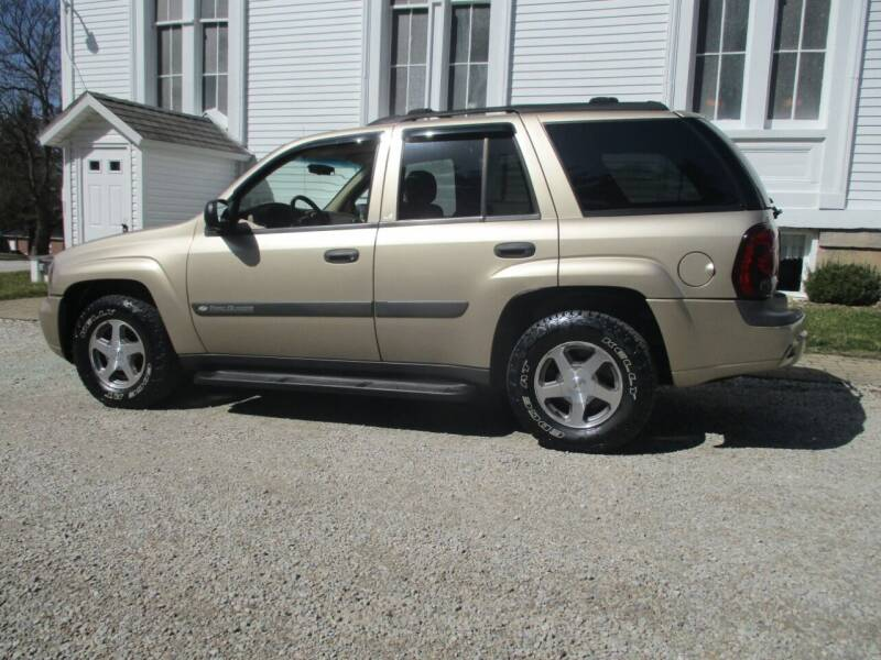 2004 Chevrolet TrailBlazer for sale in Atwater, OH