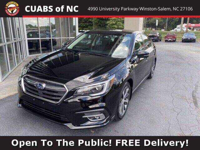 2019 Subaru Legacy for sale at Credit Union Auto Buying Service in Winston Salem NC
