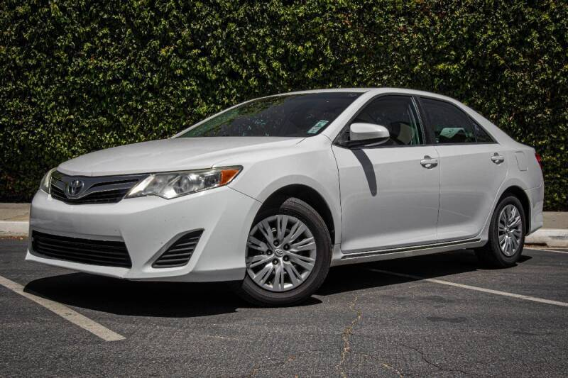 2012 Toyota Camry for sale at 605 Auto  Inc. in Bellflower CA