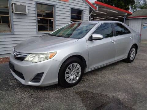 2013 Toyota Camry for sale at Z Motors in North Lauderdale FL