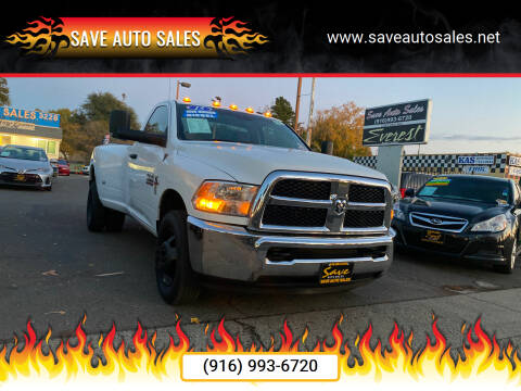 2015 RAM Ram Pickup 3500 for sale at Save Auto Sales in Sacramento CA