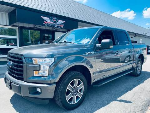2016 Ford F-150 for sale at Xtreme Motors Inc. in Indianapolis IN