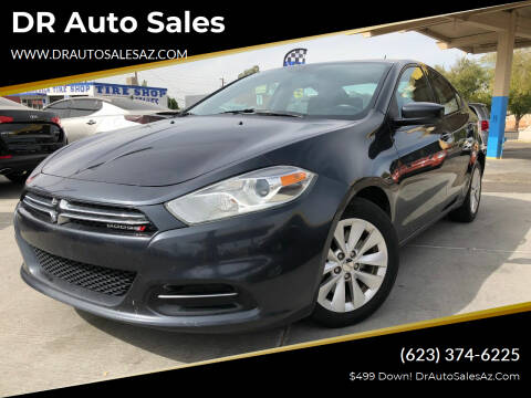 2014 Dodge Dart for sale at DR Auto Sales in Glendale AZ