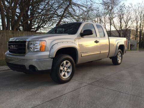 2008 GMC Sierra 1500 for sale at Harold Cummings Auto Sales in Henderson KY