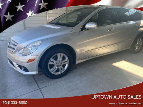 2008 Mercedes-Benz R-Class for sale at Uptown Auto Sales in Charlotte NC