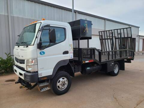 2012 Mitsubishi Fuso FGB72S for sale at TRUCK N TRAILER in Oklahoma City OK