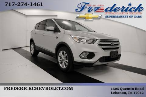 2019 Ford Escape for sale at Lancaster Pre-Owned in Lancaster PA