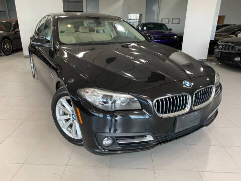 2016 BMW 5 Series for sale at Auto Mall of Springfield in Springfield IL