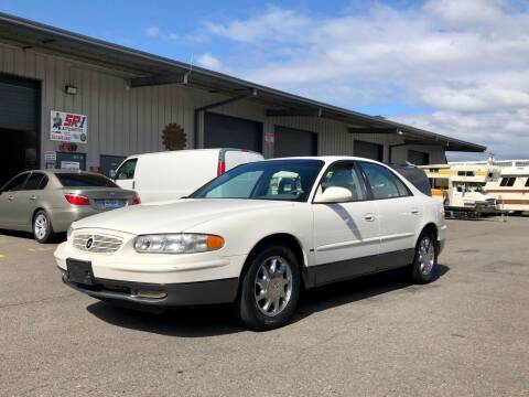 2003 Buick Regal for sale at DASH AUTO SALES LLC in Salem OR