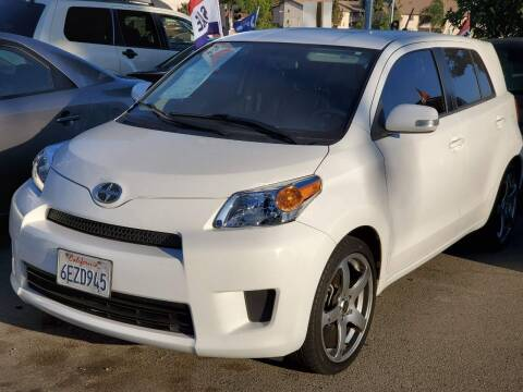 2008 Scion xD for sale at Gold Coast Motors in Lemon Grove CA