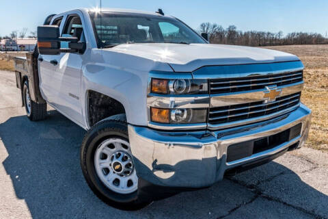 2015 Chevrolet Silverado 2500HD for sale at Fruendly Auto Source in Moscow Mills MO