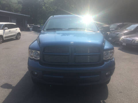 2005 Dodge Ram Pickup 1500 for sale at Mikes Auto Center INC. in Poughkeepsie NY