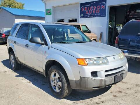 2004 Saturn Vue for sale at Ericson Auto in Ankeny IA