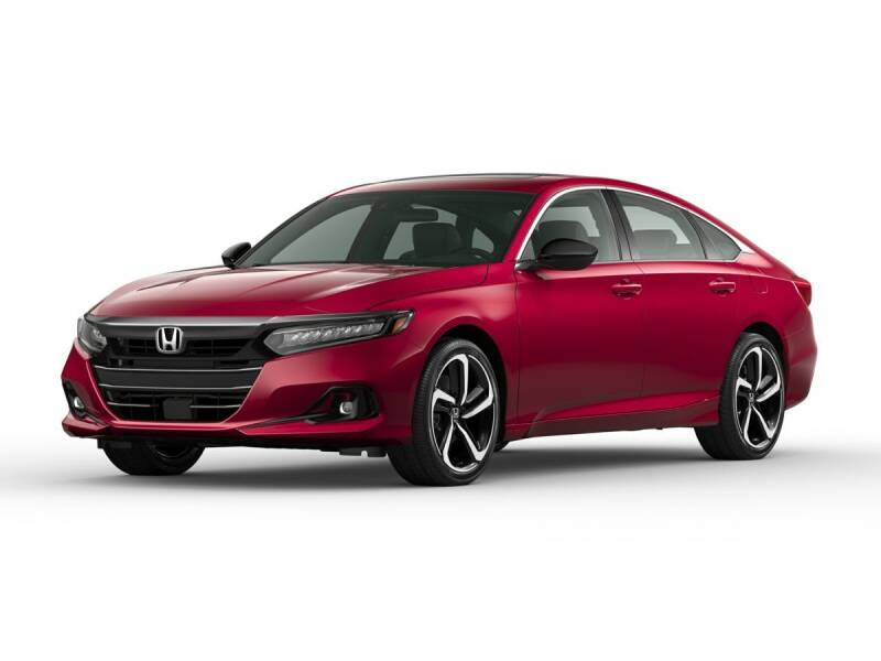2021 Honda Accord for sale at Tom Wood Honda in Anderson IN