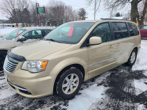 2011 Chrysler Town and Country for sale at Draxler's Service, Inc. in Hewitt WI