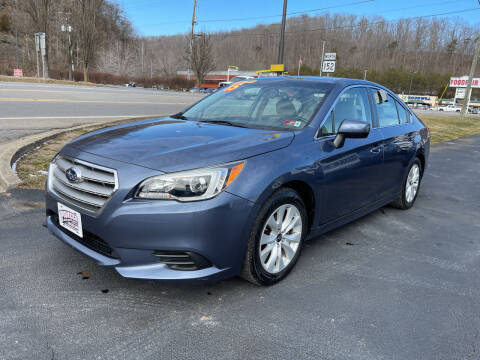 2015 Subaru Legacy for sale at PIONEER USED AUTOS & RV SALES in Lavalette WV