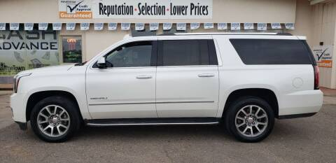 2017 GMC Yukon XL for sale at HomeTown Motors in Gillette WY