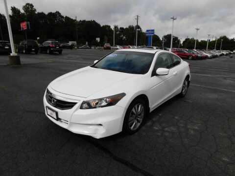 2012 Honda Accord for sale at Paniagua Auto Mall in Dalton GA