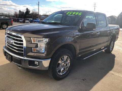 2015 Ford F-150 for sale at Don's Sport Cars in Hortonville WI