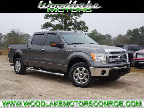 2013 Ford F-150 for sale at WOODLAKE MOTORS in Conroe TX