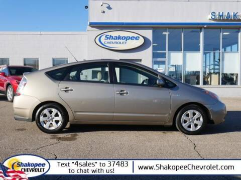 2007 Toyota Prius for sale at SHAKOPEE CHEVROLET in Shakopee MN