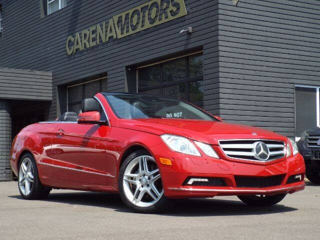 2011 Mercedes-Benz E-Class for sale at Carena Motors in Twinsburg OH