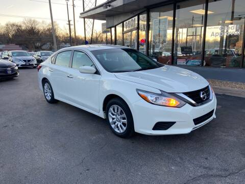 2017 Nissan Altima for sale at Smart Buy Car Sales in St. Louis MO