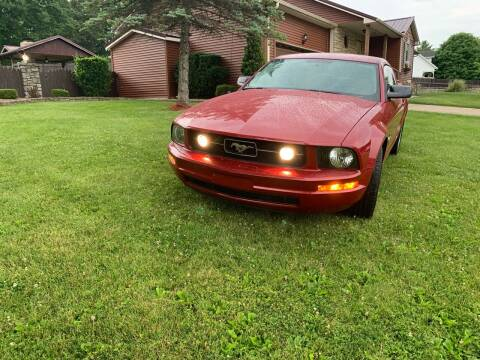 2008 Ford Mustang for sale at Clarks Auto Sales in Connersville IN