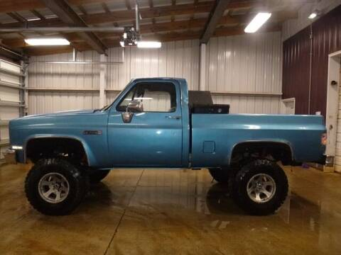 1987 GMC R/V 1500 Series for sale at East Coast Auto Source Inc. in Bedford VA