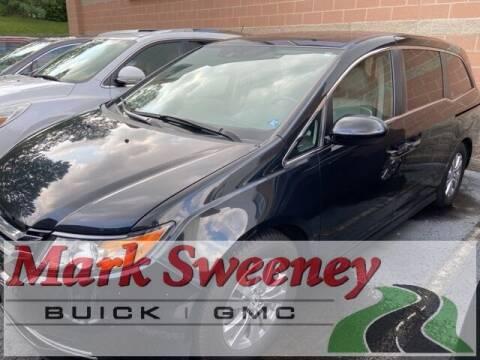 2014 Honda Odyssey for sale at Mark Sweeney Buick GMC in Cincinnati OH
