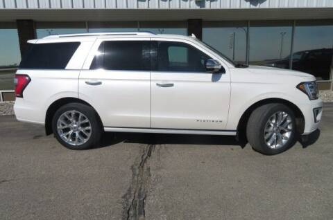 2018 Ford Expedition for sale at DAKOTA CHRYSLER CENTER in Wahpeton ND