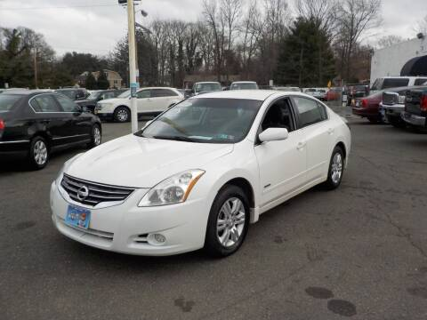 2010 Nissan Altima Hybrid for sale at United Auto Land in Woodbury NJ