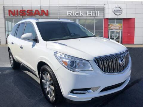2017 Buick Enclave for sale at Rick Hill Auto Credit in Dyersburg TN