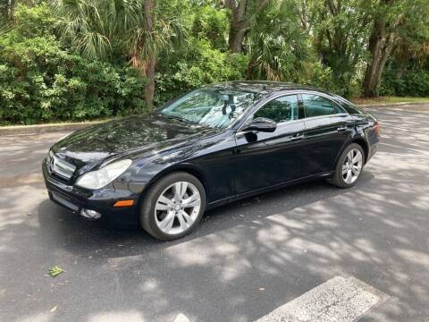2009 Mercedes-Benz CLS for sale at AUTO IMAGE PLUS in Tampa FL